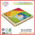 High Quality Wooden Puzzle ,Newest Educational Wooden Puzzle