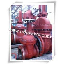 "Mss Sp-70 Cast Iron Non Rising Stem Gate Valve (G47H-28"")"