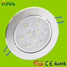 Venda quente LED teto Spot de luz com SAA (ST-CLS-9W)