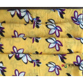New Design Beautiful Flower Rayon Printed Fabric