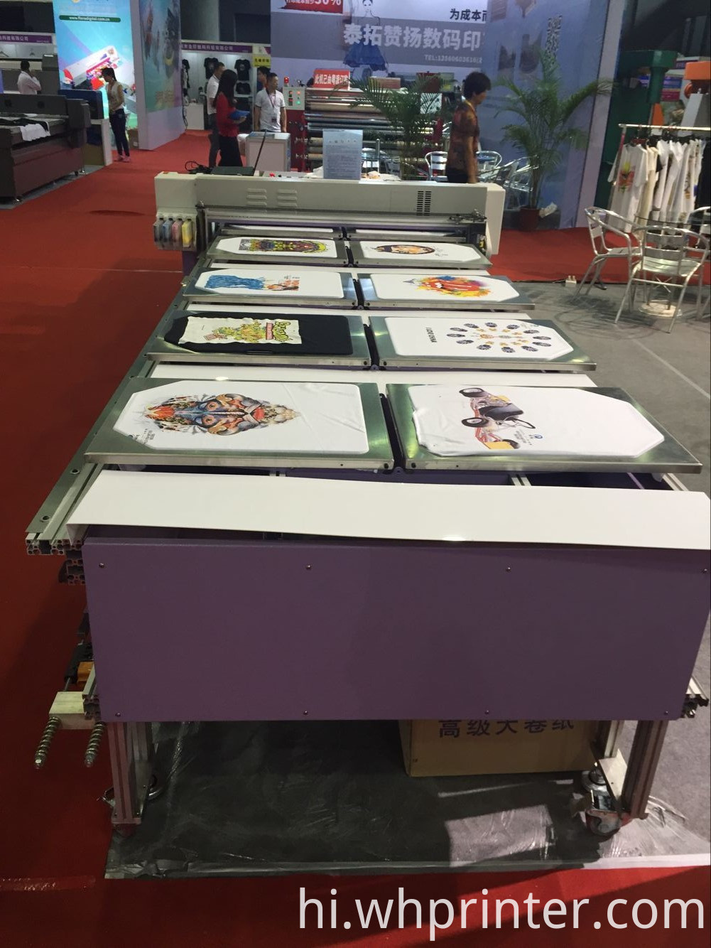 digital direct to garment printer