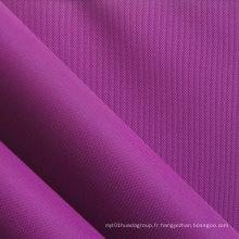 400d Tissu en polyester Oxford PVC très flexible