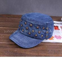 Casquillo / sombrero de moda del ejército, gorra de béisbol de los deportes