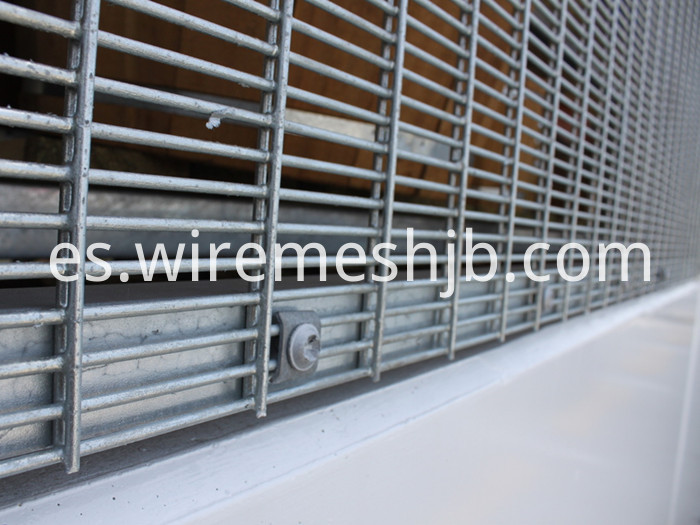 Additional Wire Security Fence