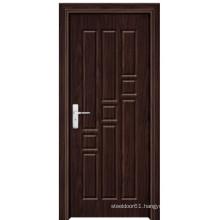Building Material Interior Doors Cheap PVC Door