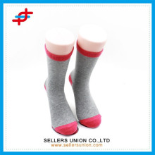 Ladies 'klassische Kompression Socke solide Strick Socke