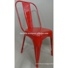 Retro Vintage Metal Chair