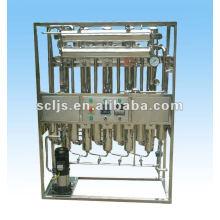 LD200-5 Control automático Destilador de agua multiefecto