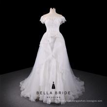 Vestidos de noiva clássicos Vestidos de noiva Vestidos de noiva com renda francesa Vestidos de noiva Vestidos de noiva Preço acessível