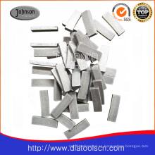 Segmento de diamante para hoja de sierra circular de 600 mm