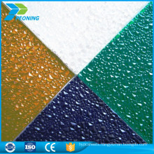 Professional manufacture 10mm thick cheap lowes hard plastic sheet