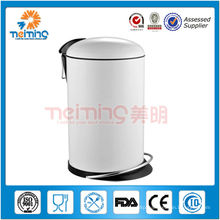 large recycling stainless steel waste container