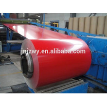 PE and PVDF painted aluminum coil colores coating with cheap price