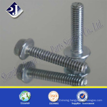 for Automobile Grade 8.8 Ts16949 Hex Flange Bolt