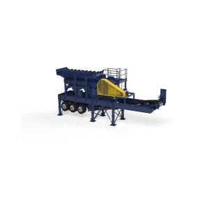 Mobile Used Stone Crusher Machine For Sale