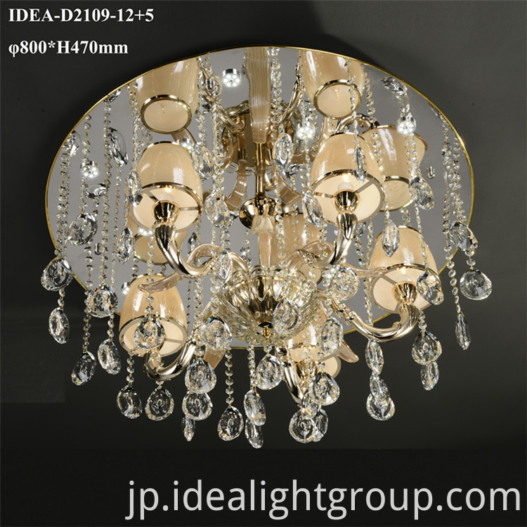 decorations hanging chandelier