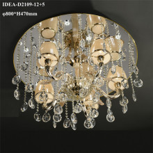 weddings decoration crystal lamp candle chandeliers