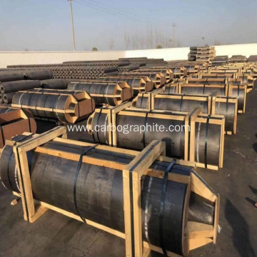 UHP 250 Carbon Graphite Electrode For Steel Plant