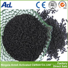 activated carbon powder sugar treatment