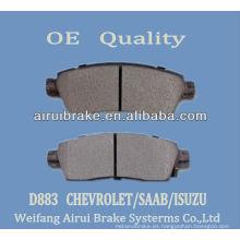 D883 CHEVROLET accesorio pieza de coche trailblazer