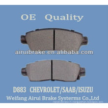 D883 CHEVROLET accessoire de pièce de voiture trailblazer