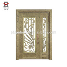 New style wrought iron gate grill design /door iron gate design
