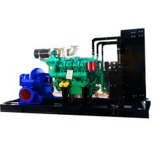 670kw Googol Diesel Fuel Water Pump Generator
