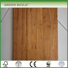 Ladrilhos de parede de bambu horizontais carbonizados de 15mm