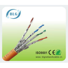 Kinds of 4pair SFTP Cat7 lan cable