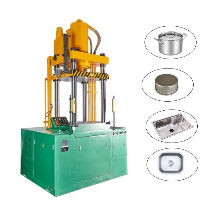 Servo High Speed Hydraulic Press