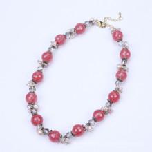 14 mm color de rosa piedra regalos para los niños