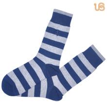 Men′s Stripe Winter Cotton Sock