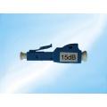 Atenuador de fibra óptica LC / APC