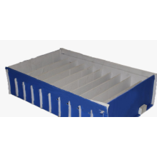 Different Color Correx Bin Dividers