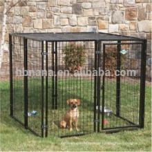 Pet Products Günstige extra große Hundehütte für Hunde läuft