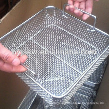 High Quality Stainless Steel Hospital Special Disinfect Basket