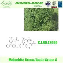 Best Price in China Basic green 4 Malachite Green powder
