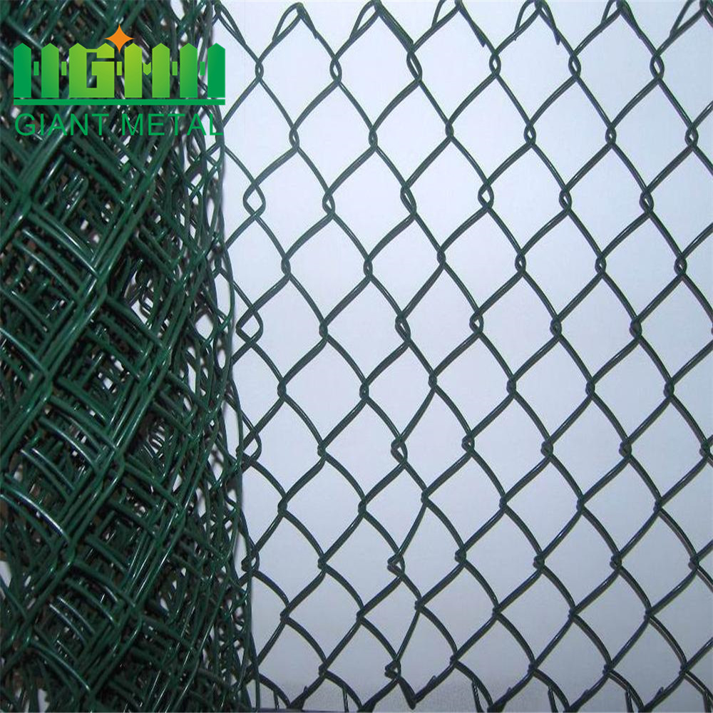 Chain Link Fence004