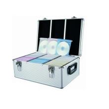 Aluminium Hard Trage CD Caseand Aufbewahrungsboxen