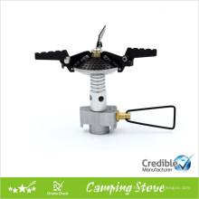 Mini Camping Stove with Ceramic Burner Surface