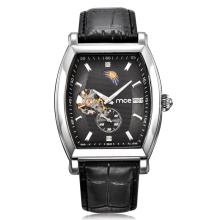 New square luxe tourbillon men watch