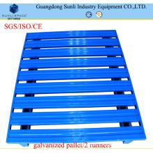 Palette en acier empilable en acier inoxydable 1200X800X130