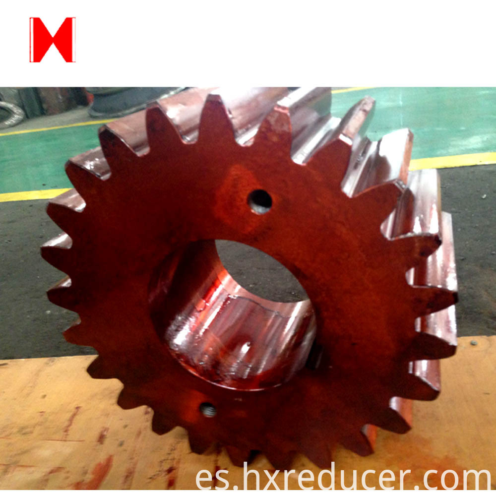 Metal Worm Gears From Luoyang China