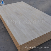 Rubber Wood Finger Jiont Board and Edge Glue Board