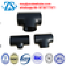 8 pulgadas calendario 80 tubo de acero y accesorios de tubería reductor y codo
