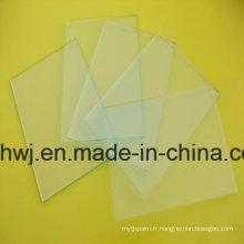 Clear Welding Glass, White Welding Lenses, Transparent Welding Glass, White Glass Fabricant
