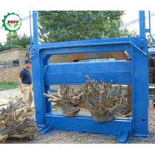 Novo tipo divisor de toras de madeira vertical hidráulico elétrico 0086 133 4386 9946