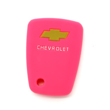 Chevrolet protector accessories silicone car key cover