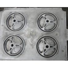 High Quality Aluminum Cast Wheel Provided