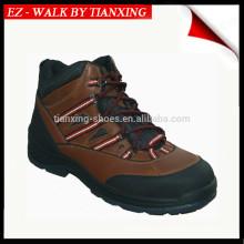 Sapatos de segurança padrão australianos PU / TPU sola exterior